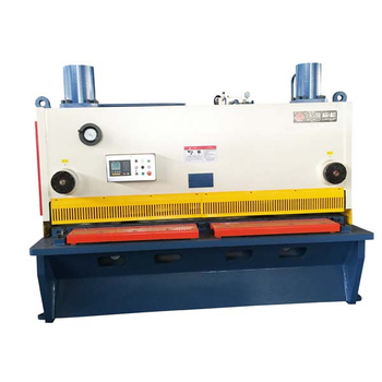 What are the benefits of having a hydraulic guillotine