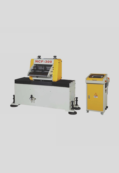 Zig Zag Servo NC Roll Feeding Machine